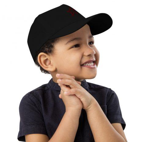 kids-baseball-cap-black-right-front-60de4df1e049e.jpg
