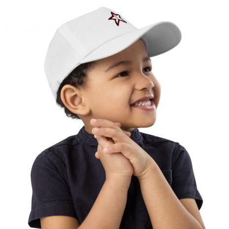 kids-baseball-cap-white-right-front-60de4df1e02f9.jpg